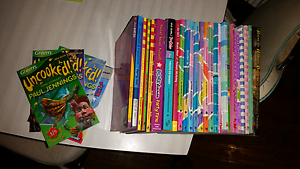 Pre teen books for girls Cannon Hill Brisbane South East Preview