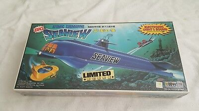 Atomic Submarine Seaview With Electronic Light   Sound By Doyusha New In Sealed