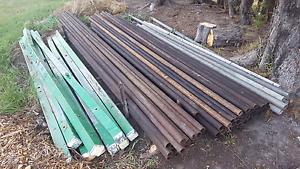 Galvanized/Steel Poles Narre Warren North Casey Area Preview