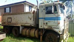 1983 Kenworth k124 Cabover. Tri axle dog trailer, tipper and tank North Mackay Mackay City Preview