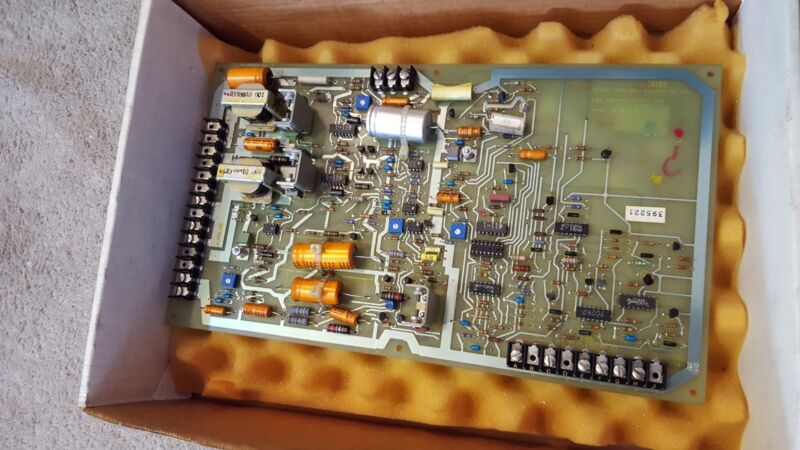 GE Fanuc Power Supply PCB Circuit Board Model# 44A399746-G01