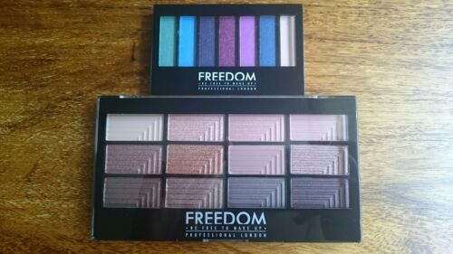Freedom/I Heart Makeup (Revolution) Palette Lippenstifte Brush Contour Brows NEU