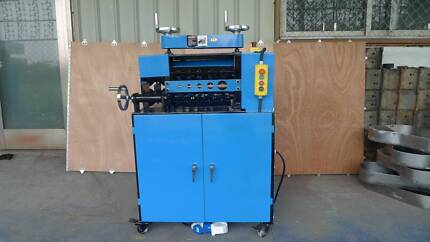 COPPER SCRAP CABLE WIRE STRIPPING MACHINE HEAVY DUTY 10mm to 90mm