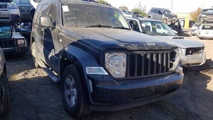Jeep Cherokee KK 2009 V6 - NOW WRECKING - Parts Only