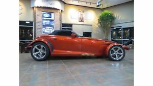 2001 Chrysler Prowler 1 of 346 Worldwide - Pristine Collectible