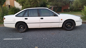 94 holden commodore vr sedan v6 auto 6mths rego ss interior Rutherford Maitland Area Preview