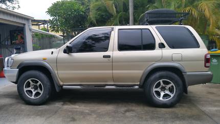Nissan pathfinder duel fuel 4x4