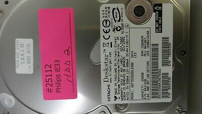 Hard Drive Hdd2 Pn 453561329481 For Philips Ie33 Ultrasound System