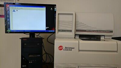 Beckman Pace Mdq With Computer And 32 Karat V8.0 Software Working Condition