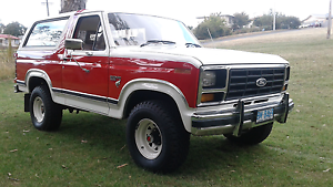 Ford Bronco 351 V8 Matching numbers vehicle, Excellent Condition. Lenah Valley Hobart City Preview