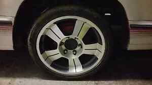 """18"""" Alloy Mags with Brand New Pirelli Tyres George Town George Town Area Preview"""