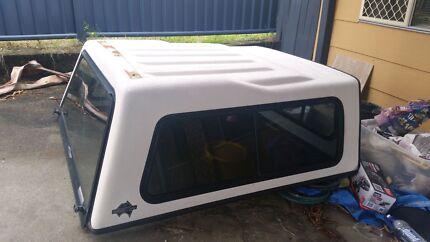 Flexiglass Challenge  canopy duel cab ??? Urgent sale  Ashmore Gold Coast City Preview