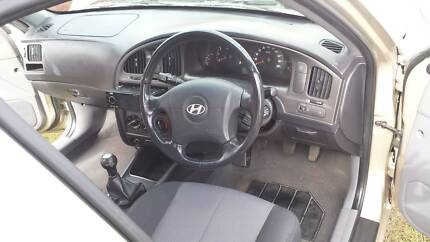 2005 Hyundai Elantra FX MY05