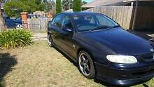 Holden VT Commodore with BLACK RIMS CHROME DISH and 12 INCH SUB!! Thornbury Darebin Area Preview