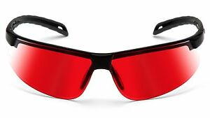Red Laser Enhancement & Safety Glasses