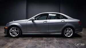 2014 Mercedes-Benz C-Class NAV! BACK UP CAM! LEATHER! HEATED...