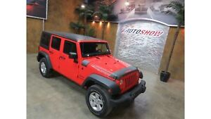 2013 Jeep WRANGLER UNLIMITED ** ONE OWNER LIKE NEW!! **