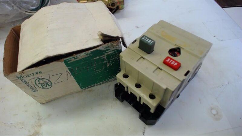 Klockner-Moeller Pkzmo-14.0 12-14 Amp Starter, Motor Protector