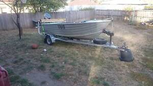 14ft Aluminium Kingray N Trailer New Norfolk Derwent Valley Preview