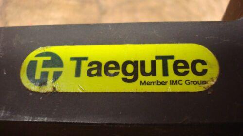 Taegu Tec TCAP TGHR 25.4- D25.4 TOOL Holder