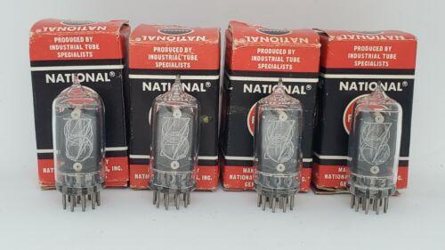 4 X NL-840 Large National Electronics Nixie Tube NL840