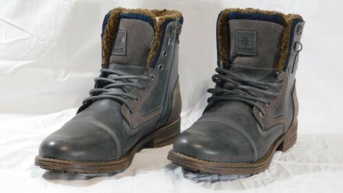 Globalwin High-Top Winter Fur Lined Boots Men's Sz 7 M - Wom