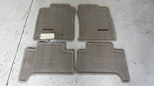 toyota camry floor mats carpet all weather custom logo autos post. Black Bedroom Furniture Sets. Home Design Ideas