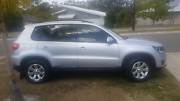 2012 VOLKSWAGEN  TIGUAN 132TSI PACIFIC 5N MANUAL 4MOTION MY12.5 Brookwater Ipswich City Preview