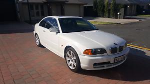 BMW E46 COUPE $5999 Walkerville Walkerville Area Preview