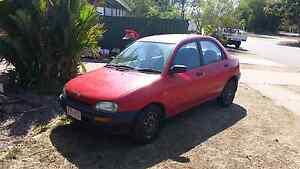 Mazda 121 low km. 160.000 20 jears same onwner Nakara Darwin City Preview