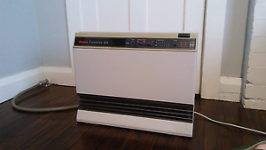 Rinnai Convector 404 Natural Gas Heater - Good Working Condition North Strathfield Canada Bay Area Preview