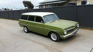 1962 Holden Special Wagon Moama Murray Area Preview
