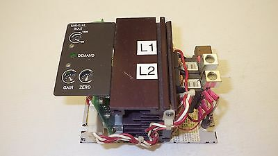Chromalox 7810-301120-8031 30 Amps At 120 Vdc Power Pak Controller