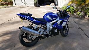 Yamaha YZF-R6 2003 Aldavilla Kempsey Area Preview