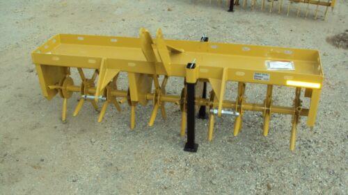 """Dirt Dog 3pt 60"""" plug aerator CPG60"""