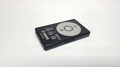 Canon WL-DC100 Remote for PowerShot G1 G2 G3 G5 G6 S60 S70 Pro1 etc