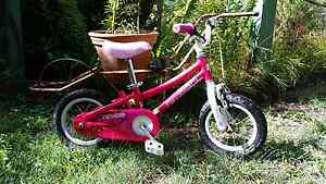 Nimba Cheetah 12 inch girls bike - suit age 3-7 Eatons Hill Pine Rivers Area Preview