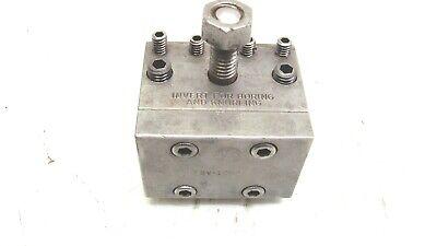 Southbend Boring Bar Holder 10k 10 10 12 Atlas Metal Lathe Tool Post Craftsman