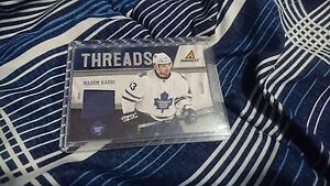 TORONTO MAPLE LEAFS Auto,serial #'d,,game used stick CARDS