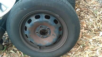 Ford Focus Wheels and tyres