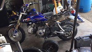 2010 TTR-50 *lots of new parts*