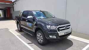 2016 ford ranger double cab xlt 4x4 manual Estella Wagga Wagga City Preview