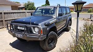 Nissan patrol Bell Park Geelong City Preview