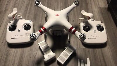 DJI Phantom 3 Standard Quadcopter Drone with 2.7K HD Video Camera 3-Axis Gimbal