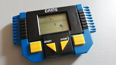 Tennis 80s electronic handheld LCD game like Nintendo game & watch vintage d'occasion  Arlon
