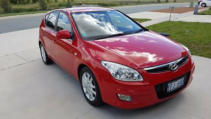 2008 Hyundai i30 SLX turbo diesel - one owner