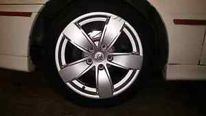 Vy SS rims for sale or swaps Campbelltown Campbelltown Area Preview