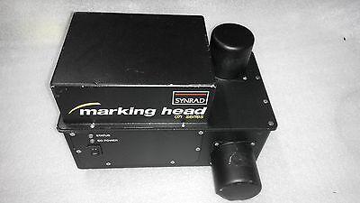 Synrad Dh3x-200ch Laser Marking Head