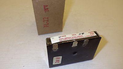 North American Signal Co. Fl-22 24v Solid State Flasher Nib