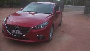 2015 Mazda3 mxx Sedan Townsville Townsville City Preview